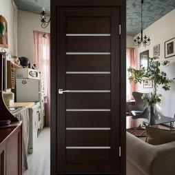 UNICA 1 - Межкомнатная Дверь Velldoris (венге)