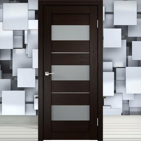 Duplex 12 Мателюкс - Межкомнатная Дверь Velldoris