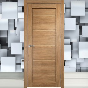 Duplex Глухое - Межкомнатная Дверь Velldoris