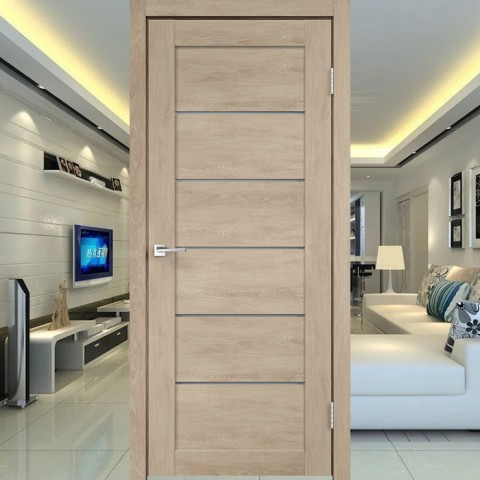Linea 1 (Мателюкс) - Межкомнатная Дверь Velldoris