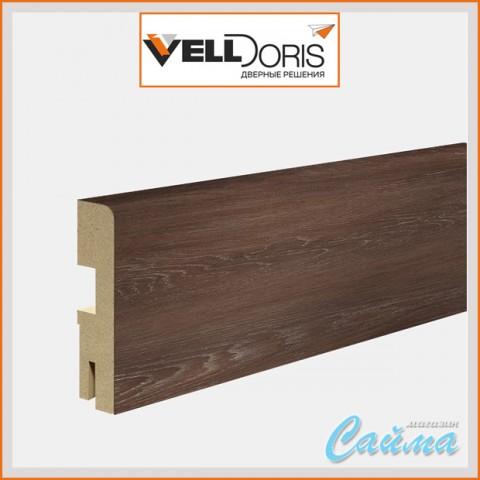 Плинтус напольный в цвет дверей Velldoris 70х16х2100 мм.