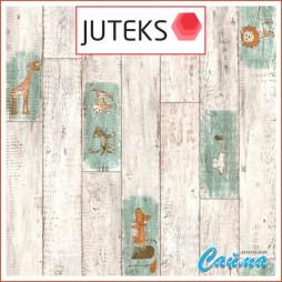 Линолеум Juteks Флеш/Флэш Toys-1 053L (Тойс-1 053Л)