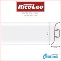 Плинтус Rico Leo - 110 Белый