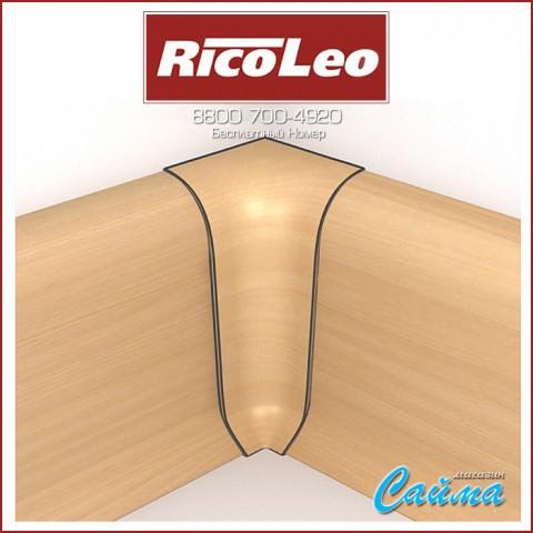 Угол Внутренний Rico Leo (в цвет плинтуса)